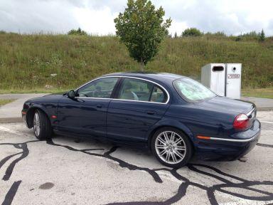 Jaguar S-type 2007 отзыв автора | Дата публикации 21.04.2014.