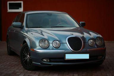 Jaguar S-type 2001 отзыв автора | Дата публикации 28.12.2014.