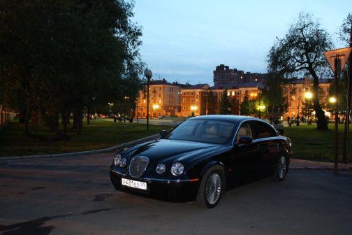 Jaguar S-type 2007 - отзыв владельца