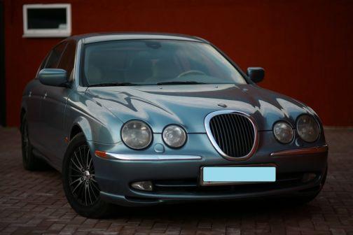 Jaguar S-type 2001 - отзыв владельца