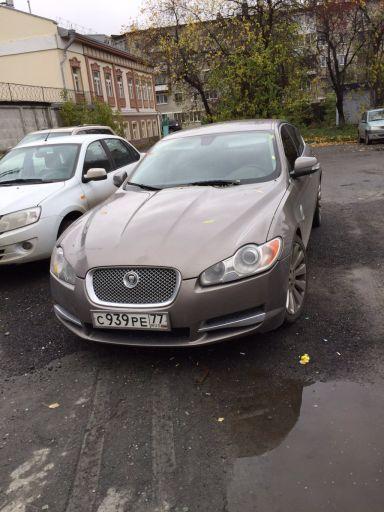 Jaguar XF 2008 отзыв автора | Дата публикации 03.10.2014.