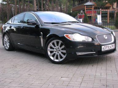 Jaguar XF 2011 отзыв автора | Дата публикации 31.03.2015.
