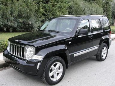 Jeep Cherokee 2009 отзыв автора | Дата публикации 27.08.2014.