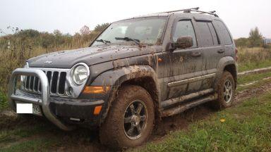 Jeep Cherokee 2006 отзыв автора | Дата публикации 19.11.2014.