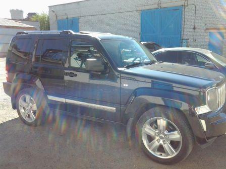 Jeep Cherokee 2012 - отзыв владельца