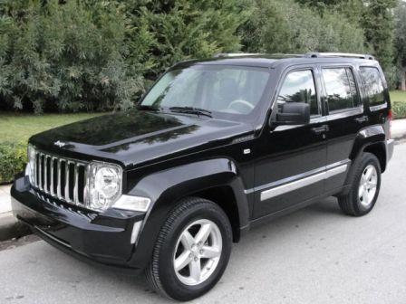 Jeep Cherokee 2009 - отзыв владельца