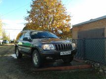 Jeep Grand Cherokee, 1999