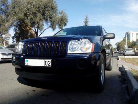 Jeep Grand Cherokee 2005 - отзыв владельца