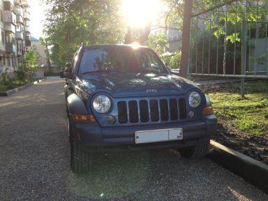 Jeep Liberty 2005 отзыв автора | Дата публикации 25.05.2012.