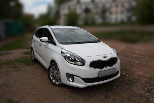 Kia Carens 2014 - отзыв владельца