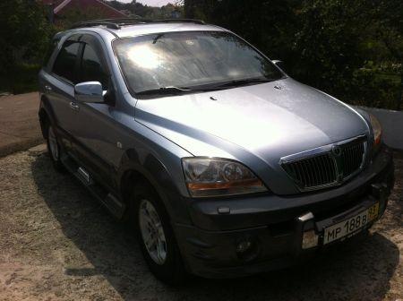 Kia Sorento 2005 - отзыв владельца