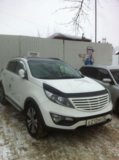 Kia Sportage 2011 отзыв автора | Дата публикации 03.12.2012.