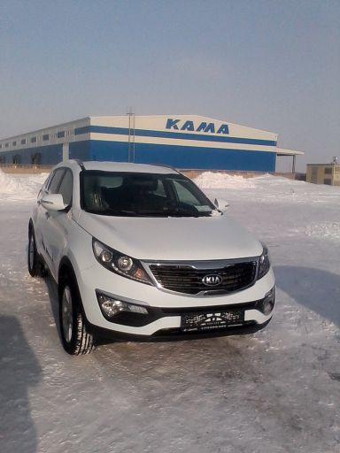 Kia Sportage 2013 отзыв автора | Дата публикации 12.03.2015.