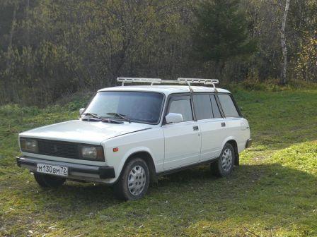 Лада 2104 1997 - отзыв владельца