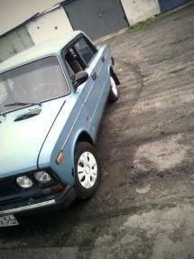 Лада 2106, 1980