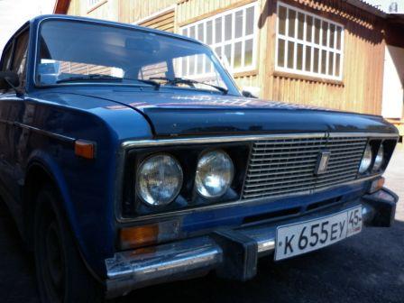 Лада 2106 1984 - отзыв владельца