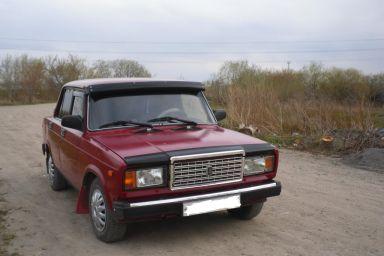 Лада 2107, 1996