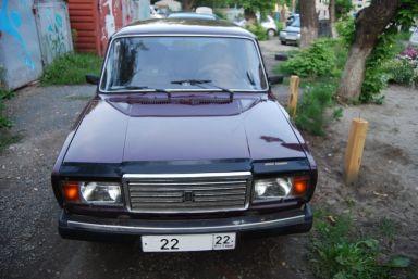 Лада 2107, 2009