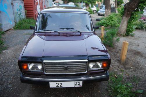 Лада 2107 2009 - отзыв владельца