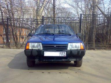 Лада 2108, 2001