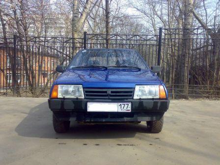 Лада 2108 2001 - отзыв владельца