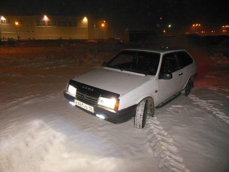 Лада 2108 1988 - отзыв владельца