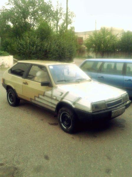 Лада 2108 1986 - отзыв владельца
