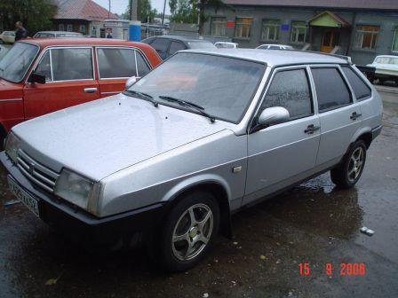 Лада 2109 1990 - отзыв владельца