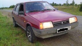 Лада 21099, 1996