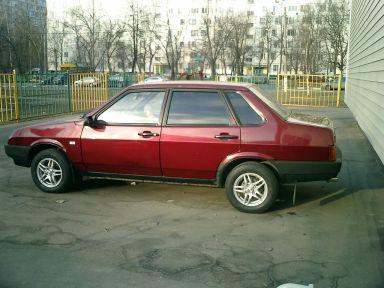 Лада 21099, 2004