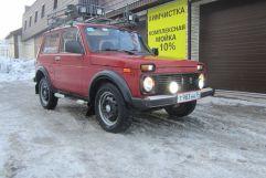 Лада 4x4 2121 Нива, 1993