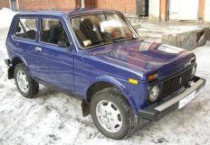 Лада 4x4 2121 Нива, 1999