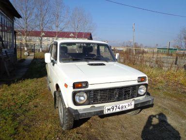 Лада 4x4 2121 Нива, 2004
