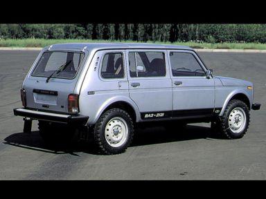 Лада 4x4 2131 Нива, 2001