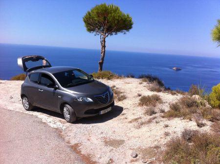 Lancia Ypsilon 2013 - отзыв владельца