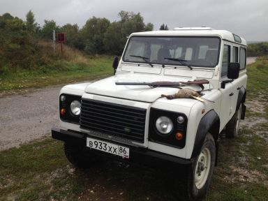 Land Rover Defender, 2005