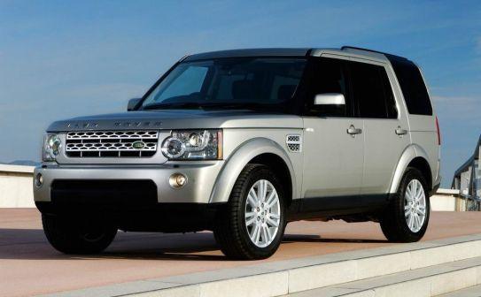 Land Rover Discovery 2011 - отзыв владельца