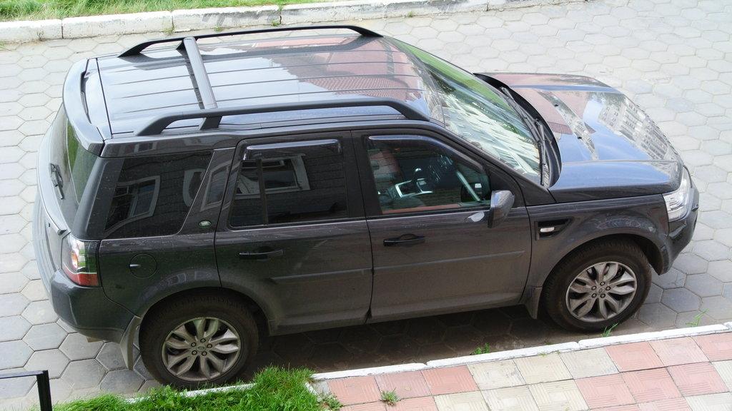 Land Rover Freelander 2013 г.в., 2 литра, Давно хотел ... Ленд Ровер Дискавери 4 Салон