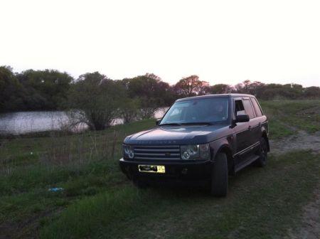 Land Rover Range Rover 2003 - отзыв владельца