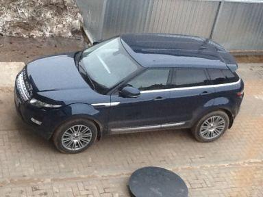Land Rover Range Rover Evoque, 2012
