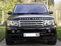 Land Rover Range Rover Sport 2007 отзыв владельца | Дата публикации: 03.11.2013