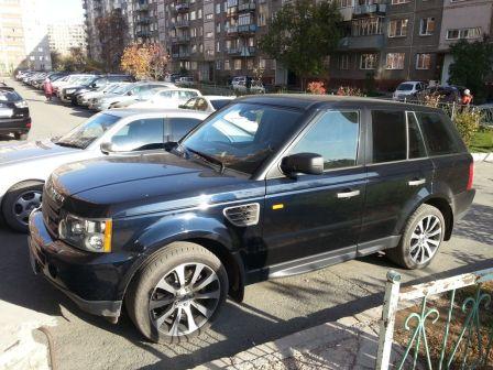 Land Rover Range Rover Sport 2006 - отзыв владельца
