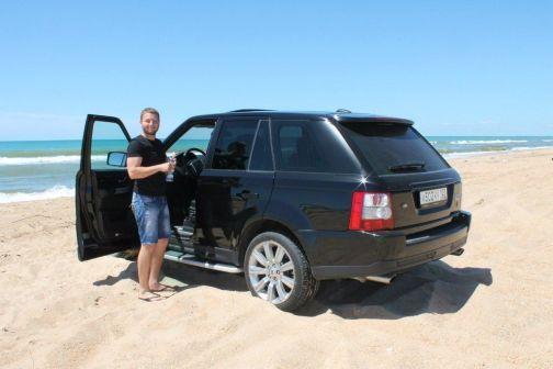 Land Rover Range Rover Sport 2008 - отзыв владельца
