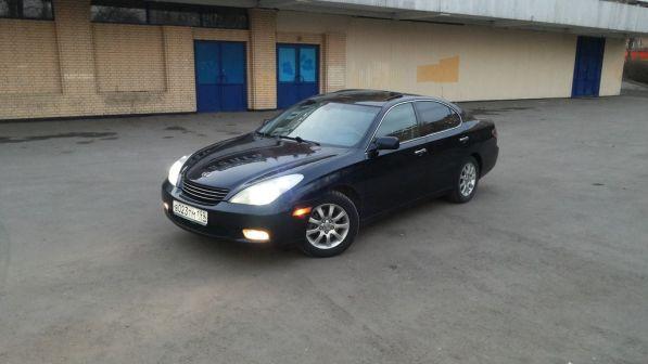 Lexus ES300 2001 - отзыв владельца