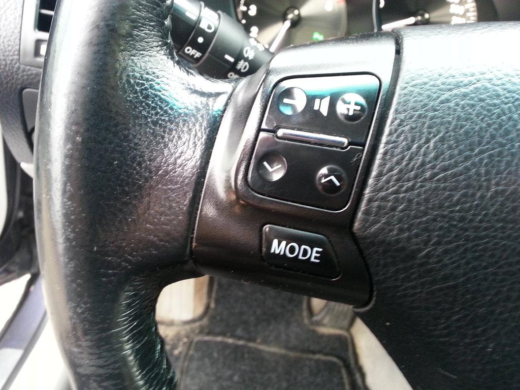 Управление громкостью, переключение каналов/песен. Кнопка mode - переключение между режимами аудиоситемы: сд/касета/радио.