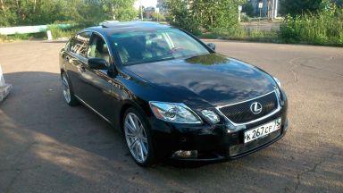 Lexus GS300 2005 отзыв автора | Дата публикации 12.07.2012.