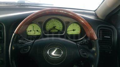 Lexus GS300 2000 отзыв автора | Дата публикации 05.06.2014.