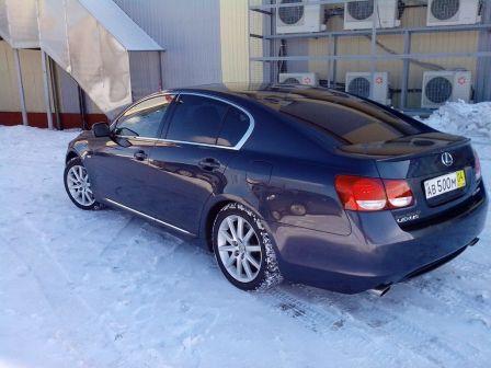 Lexus GS300 2005 - отзыв владельца