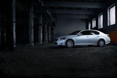 Lexus GS350, 2012