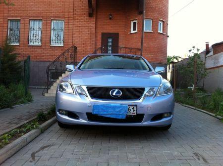 Lexus GS450h 2009 - отзыв владельца